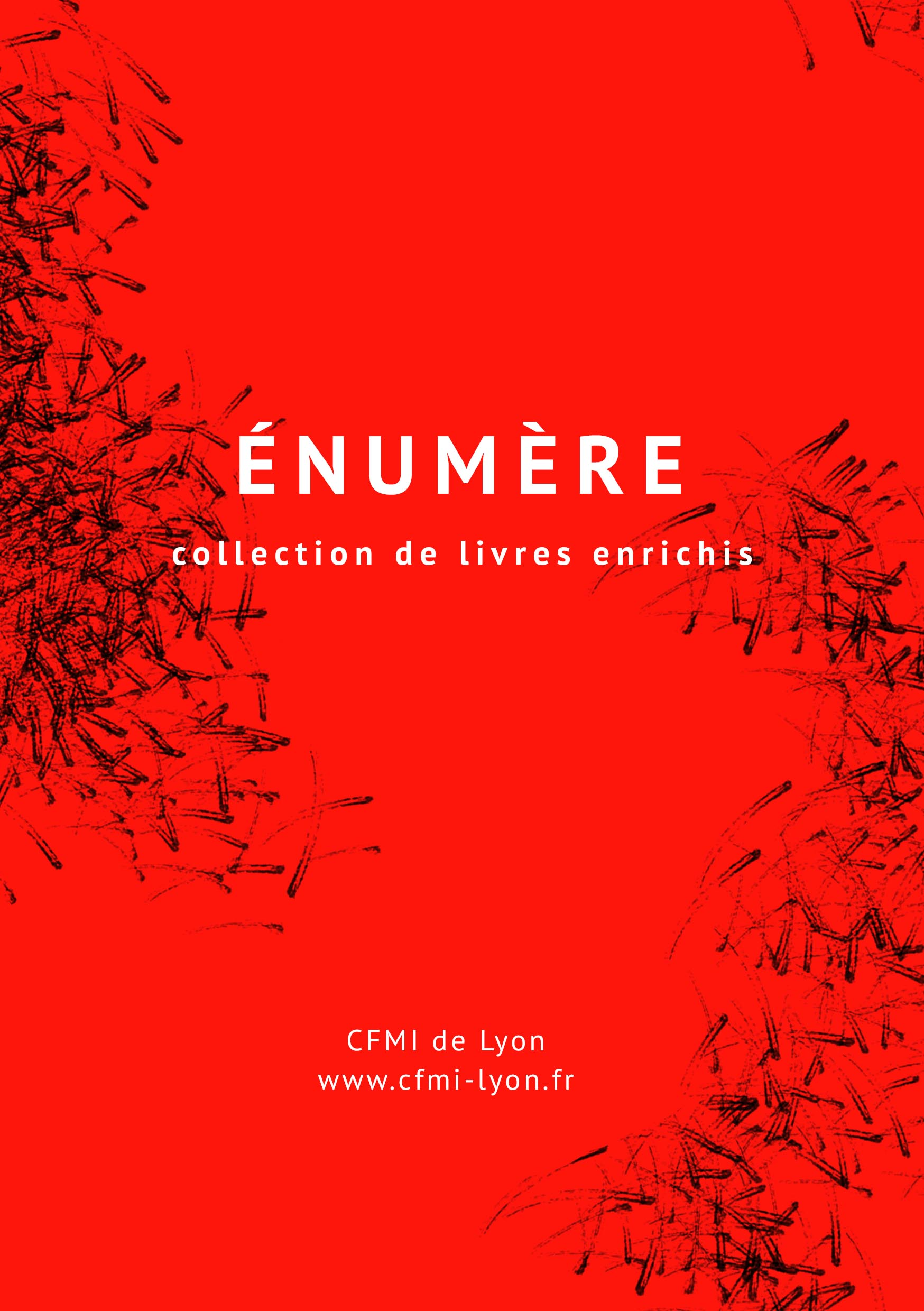 Flyer de la collection Énumère